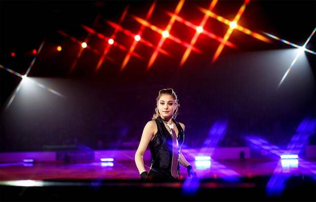 Леонова: «С идеально исполненным тройным акселем Косторная точно будет претендовать на участие в Олимпиаде»