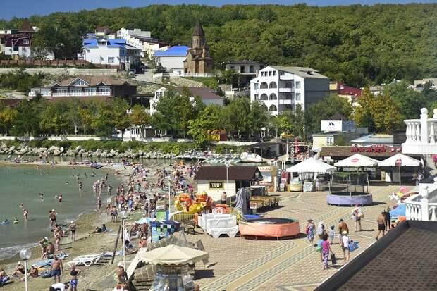 Кубань примет половину всех российских туристов