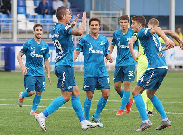 Полузащитник «Зенита» следующий сезон проведет в «Балтике»
