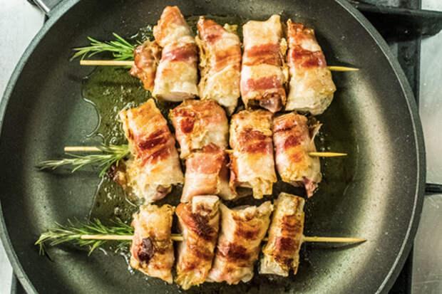 Блюда из свинины, которых хватит на всю неделю