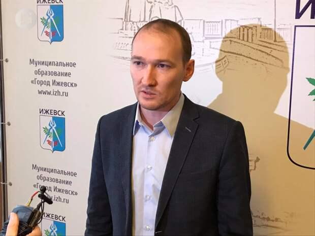 Ранее претендовавший на пост главы Ижевска Евгений Леонтьев возглавил Управление экономики администрации города