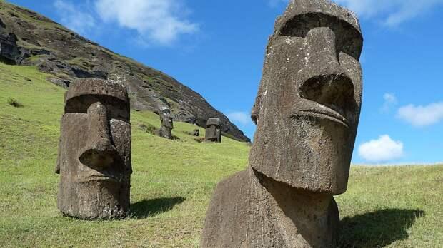 Ученые опровергли главную гипотезу упадка цивилизации острова Пасхи