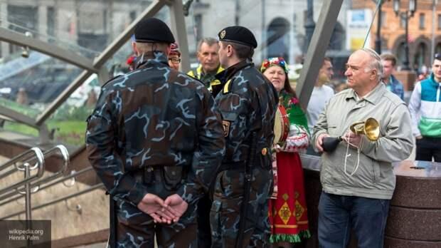 МВД Белоруссии пообещало защитить граждан от беспорядков