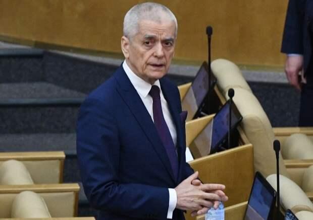 Онищенко не прогнозирует снижения уровня образования из-за отмены обязательного ЕГЭ по иностранному языку