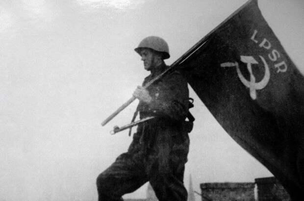 Латвия выступила против празднования освобождения Риги от фашистов