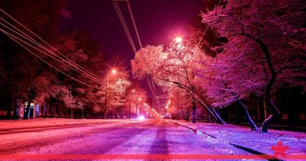 Москву накроет первый снег, обещают синоптики