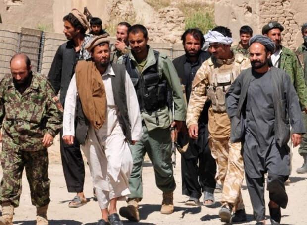 Раскрыты подробности захвата афганского города талибами
