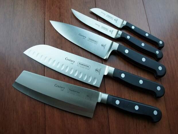 У каждого вида ножа есть свое предназначение. / Фото: stroylenproekt.ru
