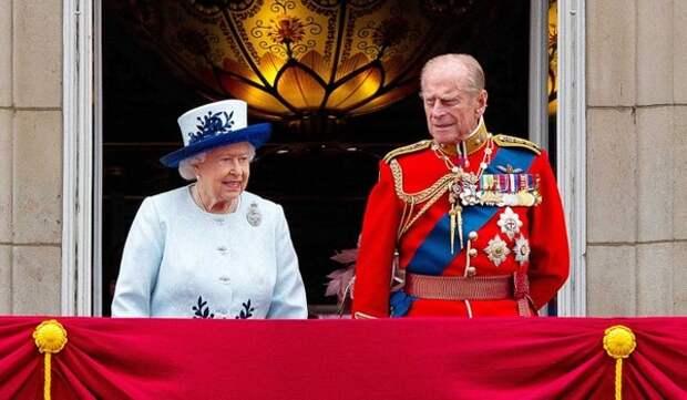 Подругу принца Филиппа в порядке исключения допустили до похорон