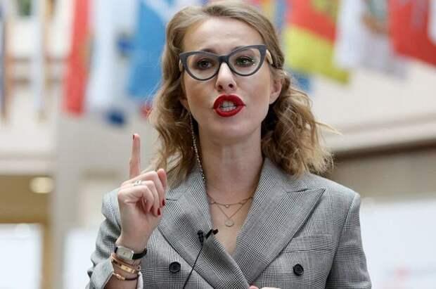 Суд в Москве зарегистрировал иск юриста Троицкой к Собчак