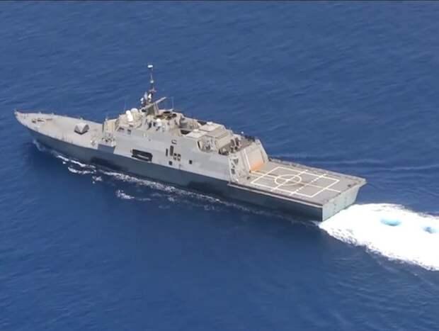 Глава МИД Турции подтвердил отмену прохода кораблей США в Черное море, где Россия начала учения