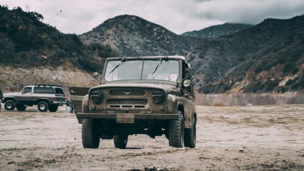 Советские автомобили в США