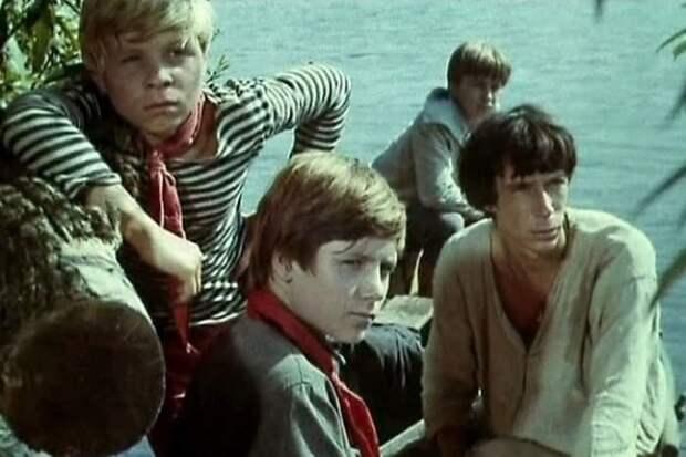 Кадр из фильма *Бронзовая птица*, 1974 | Фото: peoples.ru