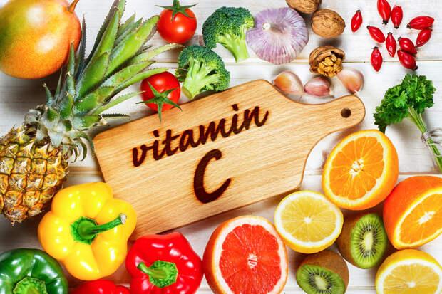Россиянам назвали необходимую дозу витамина С в рационе
