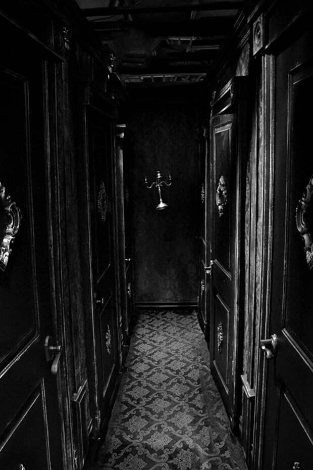 Темные фантазии на тему графа Дракулы.