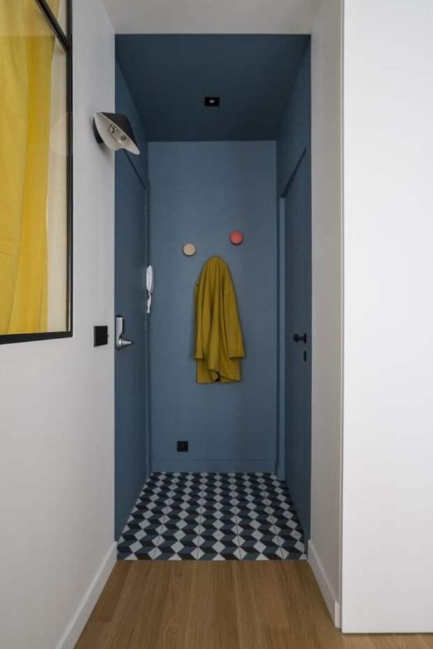 ремонт прихожей коридора своими руками дизайн интерьера