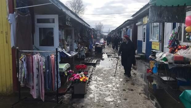 Торговые павильоны возле станции Львовская: ждать ли реконструкцию?