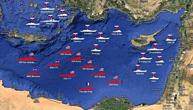 Без воссоединения с Крымом не было бы присутствия России в Средиземноморье