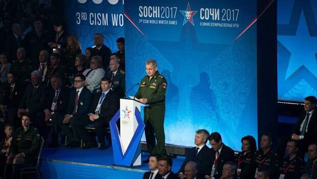 Шойгу вычеркнул термин «показная воинская часть» из армейского лексикона