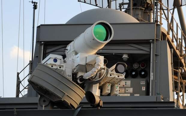 """Баранец назвал ключевые характеристики лазерного комплекса """"Пересвет"""""""