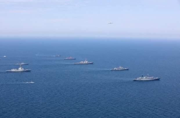 Фейк Минобороны: учения НАТО и Украины в Черном море — прикрытие для переброски американского оружия - «Антифейк»