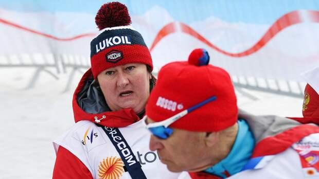 Вяльбе: «Первый раз слышу о заявлении финнов на Большунова. Саша вместе со всеми сегодня улетел в Швецию»