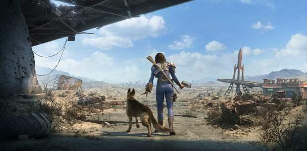 По игровой вселенной Fallout создадут сериал