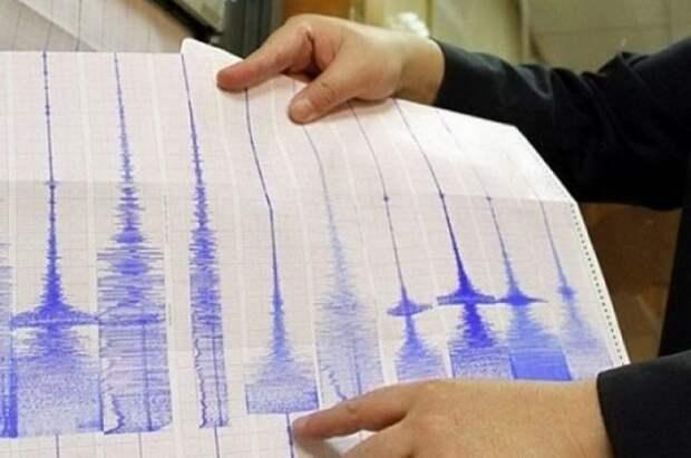 Сильное землетрясение произошло на северо-западе Китая