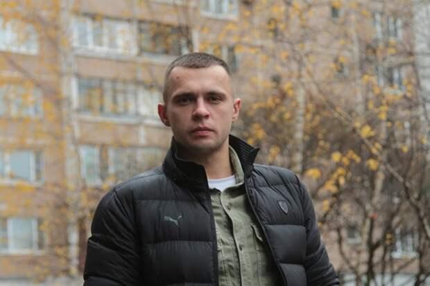 Валерий Салабутин раньше работал в МЧС/ Фото Андрей Дмытрив