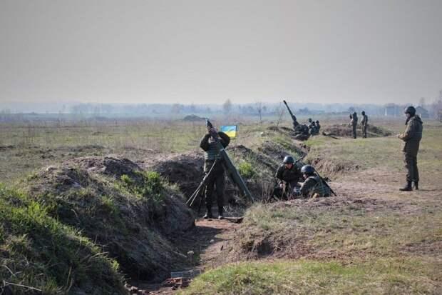 Прибывшие на Донбасс «Медведи» начали резать боевиков ВСУ (+ВИДЕО)