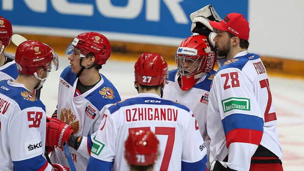 Яковлев иеще пять хоккеистов покинули расположение сборной России