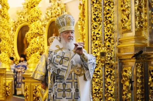 Патриарх Кирилл: Госдума должна работать на благо людей
