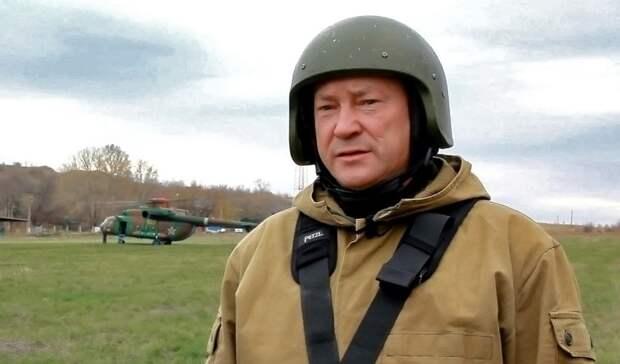 В Оренбуржье бойцы Росгвардии показали десантно-штурмовую подготовку