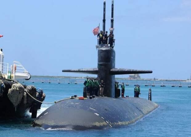 К юго-востоку от Гуама. Тайна аварии субмарины «Сан-Франциско»