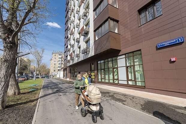 Некоторые дома из программы реновации в Москве сохранят и реконструируют после переселения жильцов