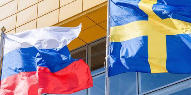 Сборная Швеции не справилась с российскими хоккеистами