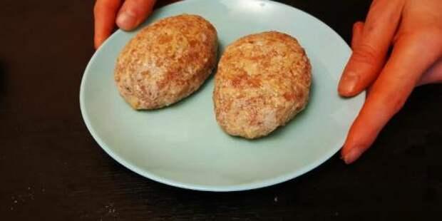 Новая панировка для котлет и любого мяса: никаких сухариков, муки или манки