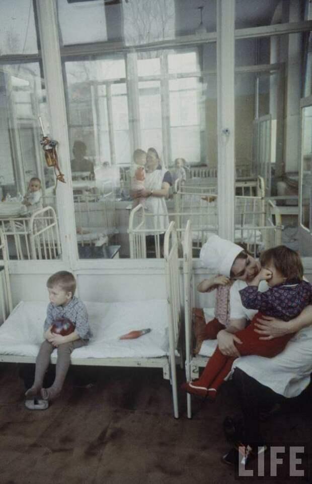 Советская медицина в фотографиях
