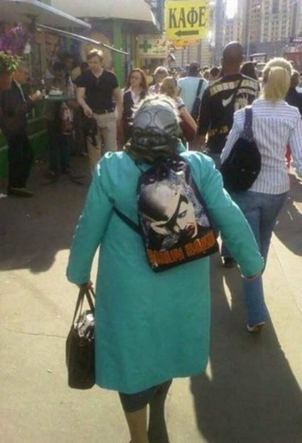 Мода из народа (16 фото)