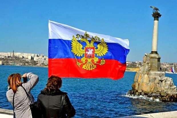 Украинские «комментаторы» оконфузились, хайпуя на теме затопления Крыма