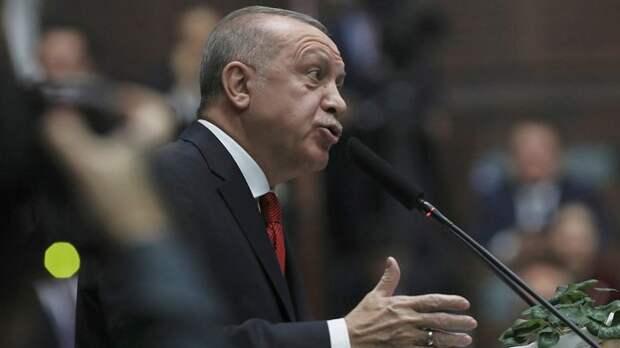 Эрдоган способен угрожать Израилю только на словах
