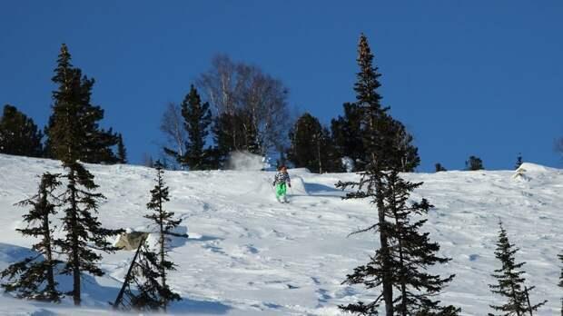 Россияне установили новый рекорд на горнолыжном фестивале в Шерегеше