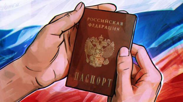 За последний месяц 200 тыс. жителей ЛДНР получили российские паспорта, всего 639 тыс.