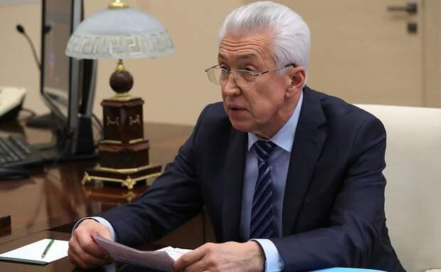 Главу Дагестана экстренно госпитализировали в Москве