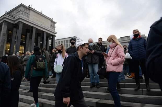 «Абсолютный антирекорд протестного движения»: как прошли акции в России