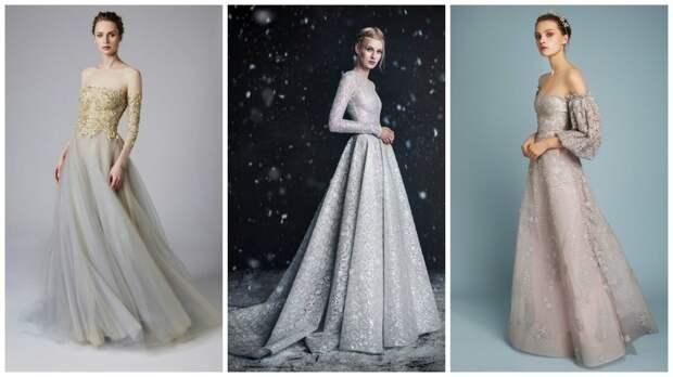 Часики тикают: 36 платьев для новогодней ночи