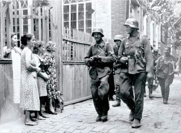 Я был в оккупации. Гитлеризм глазами русского подростка. Из новой книги воспоминаний