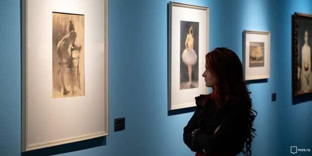 Музей русского импрессионизма открылся с новой выставкой