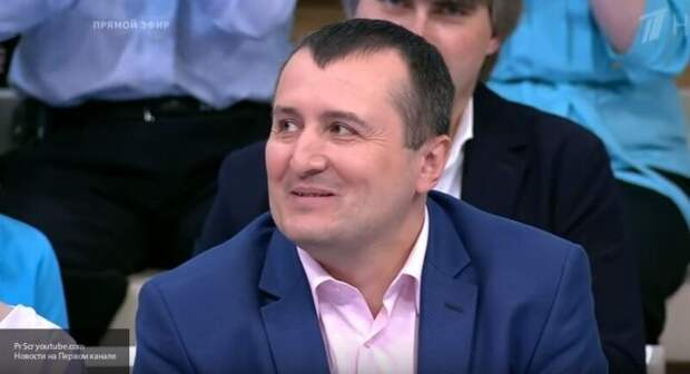 """Шейнин одной фразой поставил на место украинского гостя, восхитив зрителей """"Время покажет"""""""