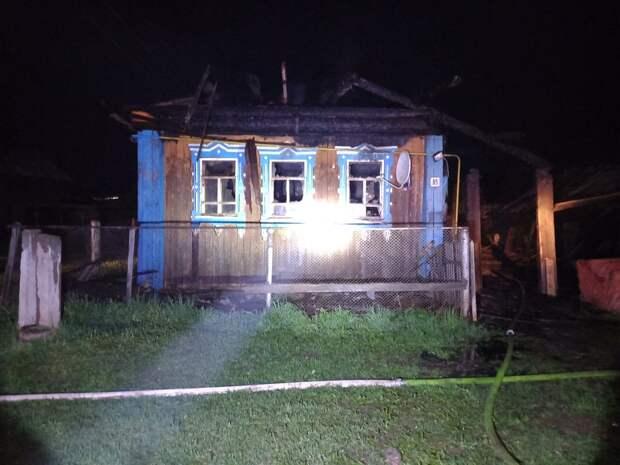 Погибшая в огне семья в Удмуртии сама демонтировала автономный пожарный извещатель